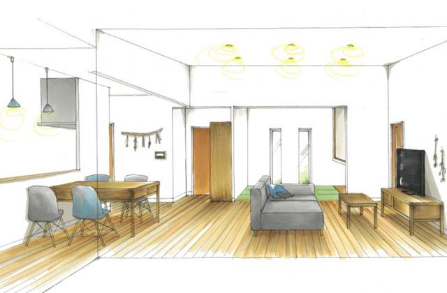 トータルハウジング 南九州市知覧町にて「ちょうど良い平屋造りの家」の新築発表会