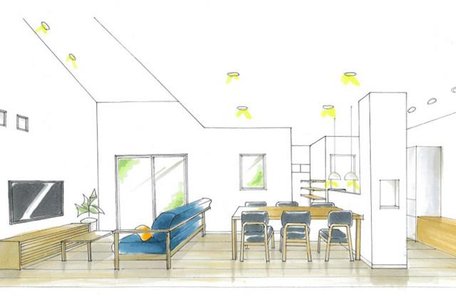 トータルハウジング 鹿児島市東佐多町にて「家族がくつろぐ平屋の家」の新築発表会