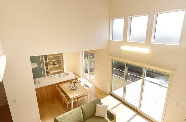 ヤマサハウス 姶良市加治木町にて「収納豊富で毎日の家事を楽にする動線のある家」の完成見学会