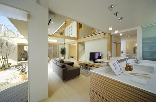 ヤマサハウス 鹿屋市串良町にて「ビルトインガレージのある平屋」の完成見学会