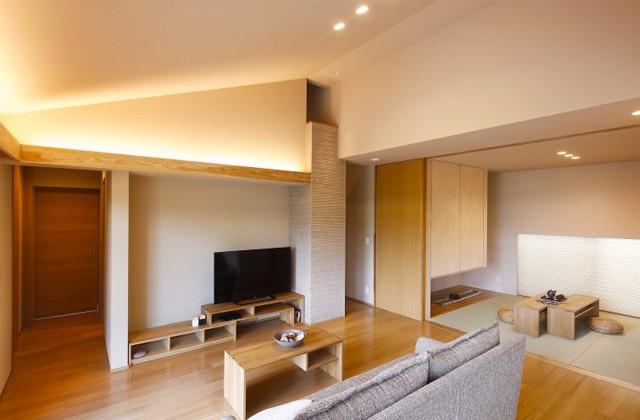 ヤマサハウス さつま町神子にて「ひらや+ロフトの家」の完成見学会