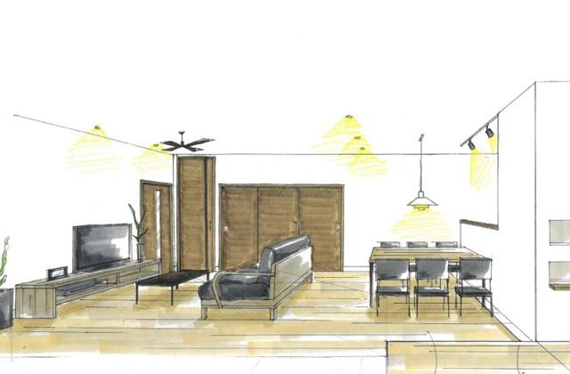 トータルハウジング 薩摩川内市宮崎町にて「デッドスペースをうまく活用した2階建ての家」の新築発表会
