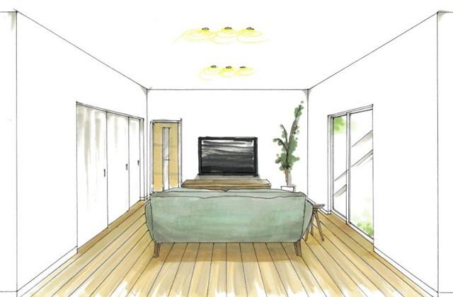 トータルハウジング 志布志市有明町にて「楽カジでおしゃれになる家」の新築発表会