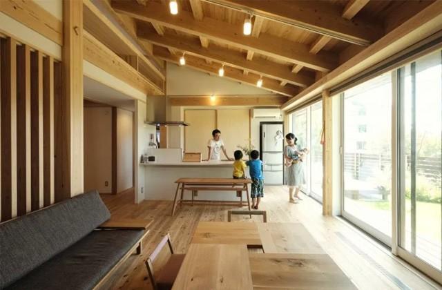 ヤマサハウス 日置市日吉町にて「自然素材をふんだんに使ったMOOK HOUSE」の完成見学会