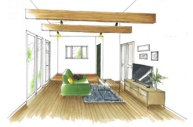 トータルハウジング 南九州市頴娃町にて「子育て世代のちょうどいい広さの平屋」の新築発表会