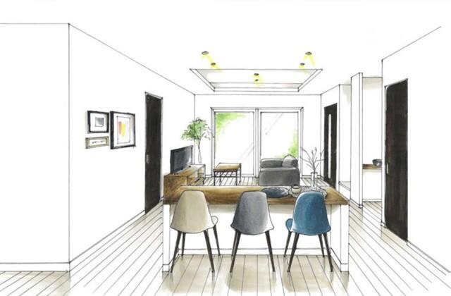 トータルハウジング 鹿児島市日之出町にて「住宅街に佇む T-square House」の新築発表会