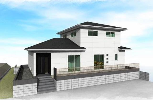 ユニバーサルホームの完全予約制見学会「家の中をぐるぐる回遊できる家」