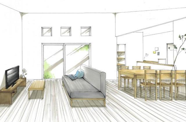 トータルハウジング 鹿屋市郷之原にて「家族の想い出を結ぶ二世帯住宅の家」の新築発表会