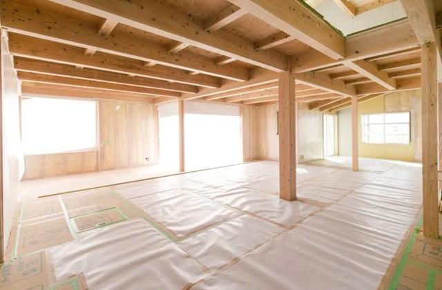 ヤマサハウス 鹿児島市石谷町にてMOOKHOUSEの構造見学会