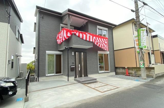 ユウダイホーム 鹿児島市坂之上にて建売住宅のオープンハウス