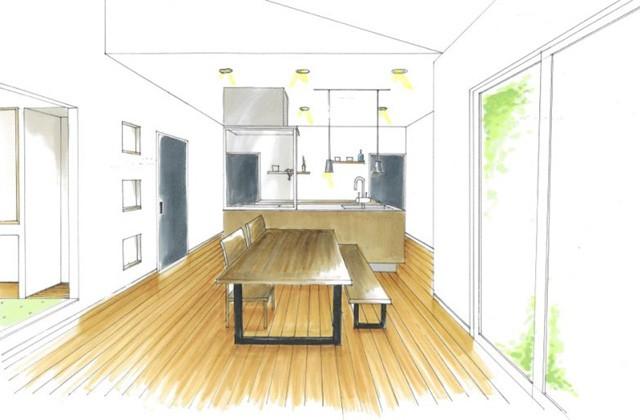 トータルハウジング 南九州市頴娃町にて「広々とした大空間の平屋」の完成見学会
