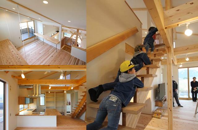 ベルハウジング 指宿市十町にて「毎日が楽しくなる家」の完成見学会