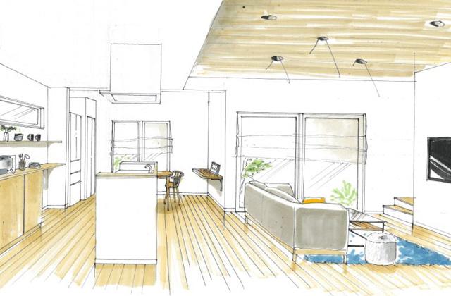 トータルハウジング 薩摩川内市御陵下町にて「晴れの日も雨の日も大活躍のサンルーム&タイルテラスがある家」の新築発表会