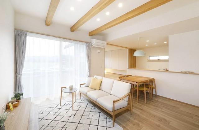 ヤマサハウス 鹿児島市吉野町にて「高天井で開放的な平屋の家」の完成見学会