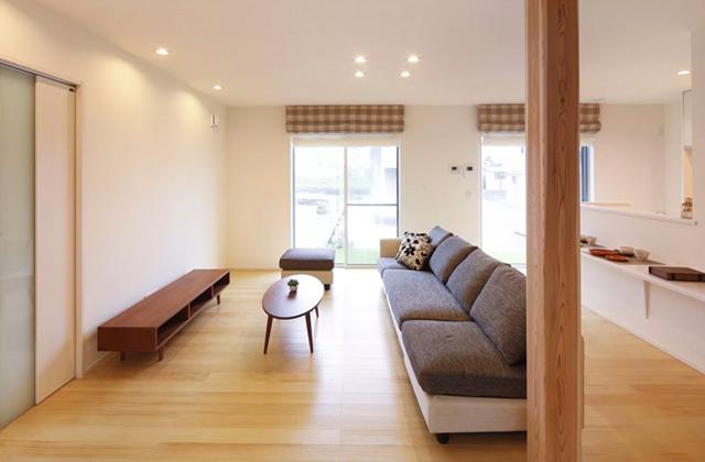 ヤマサハウス 南大隅町にて「広々としたLDKのペットと暮らす平屋」の完成見学会