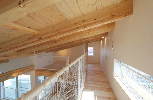 ベルハウジング 鹿児島市日之出町にて「片流れ屋根の白いお家」のお住まい見学会