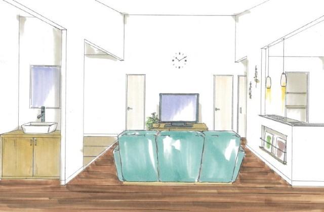 南九州市頴娃町にて「玄関を2ヶ所備えた平屋の家」の新築発表会【12/21,22】