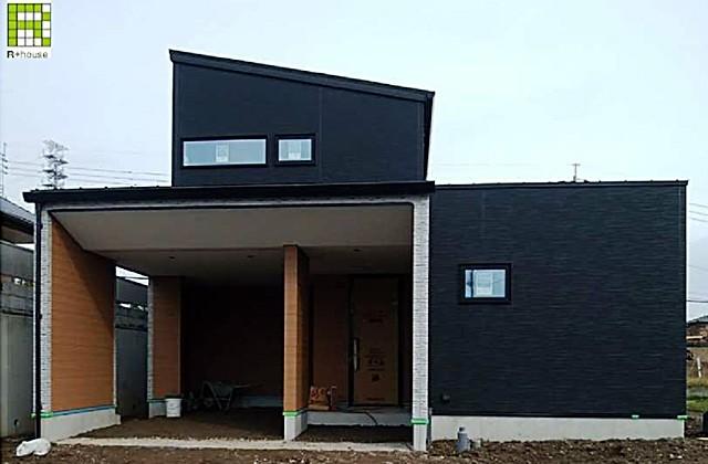 成尾建設/R+house鹿児島中央 鹿児島市吉野町にて「アトリエ建築家とつくる高性能住宅 R+house」の完成見学会