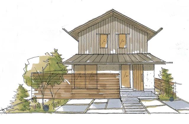 ベルハウジング 鹿児島市中山町にて「三角屋根のお家」の完成見学会