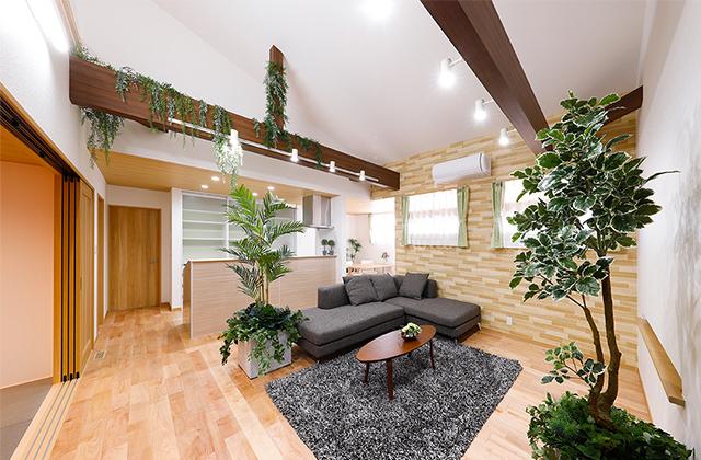 宇宿モデルハウス 七呂建設