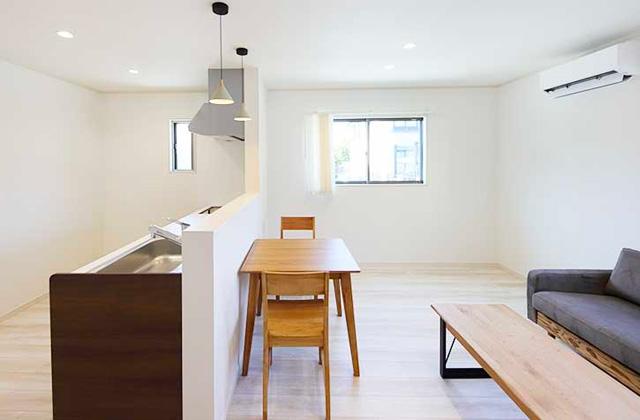 ニーエルホーム 2人暮らしの新築専門店