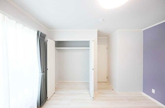 収納 - 2階建てモデル「2人暮らしでもちょっぴり贅沢に暮らす家」(霧島市)