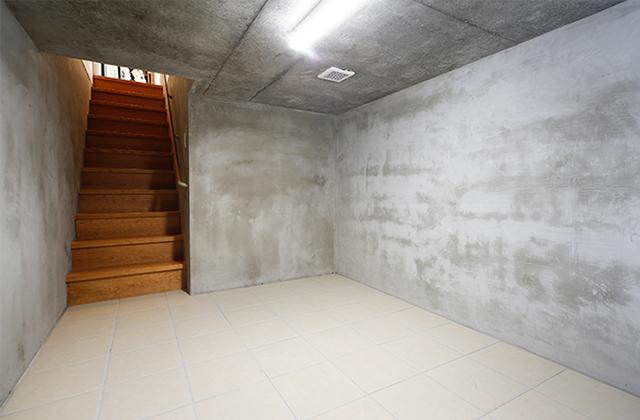 プレイリーハウス 地下室 七呂建設