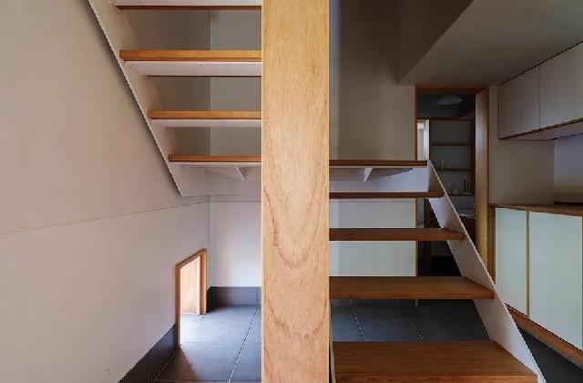 階段 - 「愛犬のためのメゾン」(霧島市) - ベガハウスの建築事例