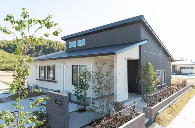 AI TOWN天辰Ⅱ期モデルハウス 平屋 4LDK+ロフト「Relief ~安心できて、ホッとできる家~」ヤマサハウス