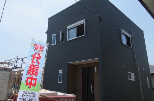 鹿児島市吉野町 サイコウの建売住宅 5号棟【2階建て】