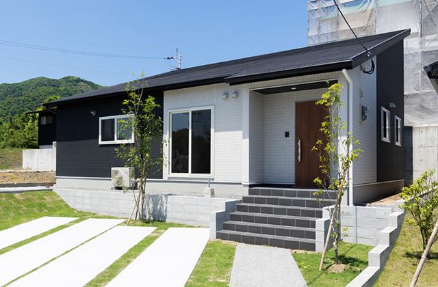 鹿児島市下福元町 トータルハウジングの建売住宅【平屋】