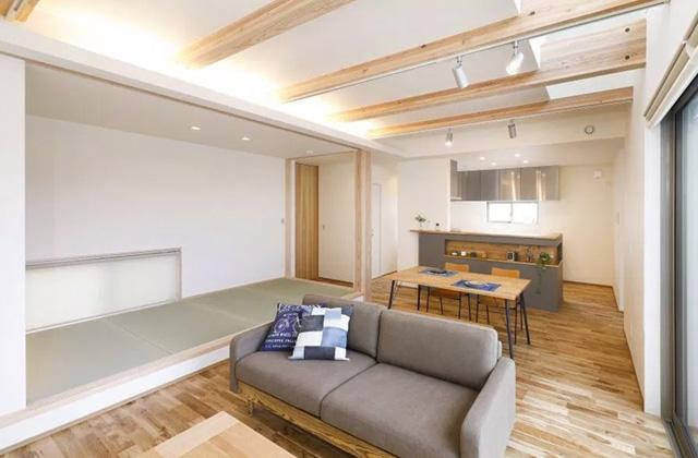 鹿児島市大明丘 ヤマサハウスの建売住宅【2階建て】