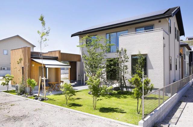 鹿児島市山田町 ヤマサハウスの建売住宅【2階建て】