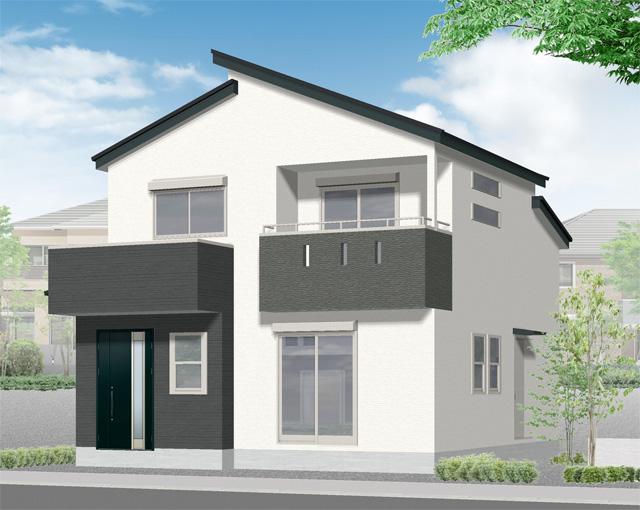鹿児島市吉野町 ユウダイホームの建売住宅【2階建て】