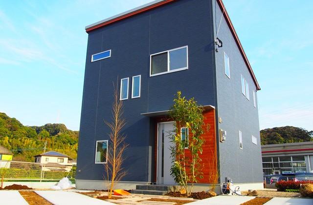 鹿児島市山田町 谷山北  五層構造の家