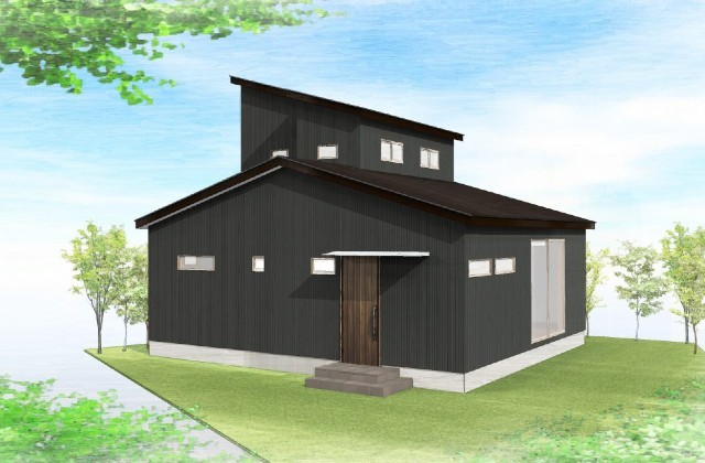 鹿児島市山田町にて「将来を見据えて1階に寝室がある、4LDKの2階建ての家」の完成見学会