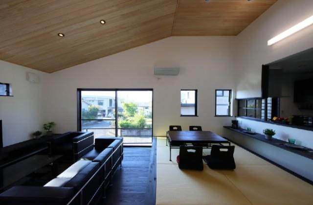 姶良市西餅田ににて新しい平屋のモデルハウスがオープン【見学随時】