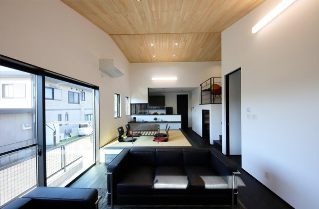 LDK - 姶良モデルハウス「自然素材の健康住宅&IoTを駆使したスマートハウスな平屋」(姶良市)