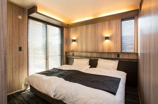 CLAMPY - 寝室
