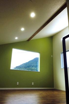 2階の部屋 - 感動