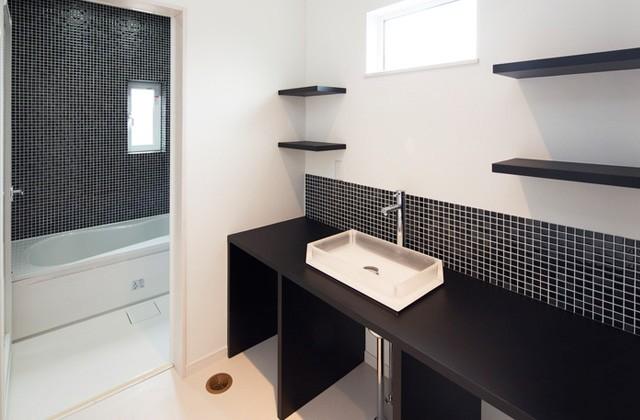 洗面スペース・浴室 - 感動