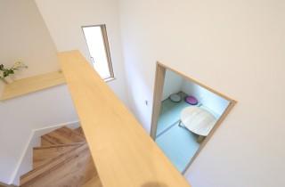 中二階の和室 - 感動