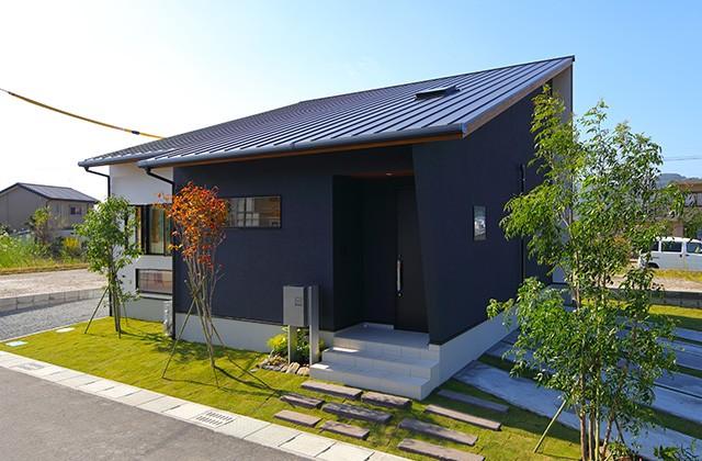 感動 鹿児島市中山町にて平屋の分譲住宅がオープン