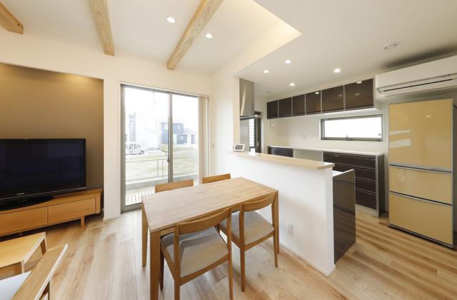 パルタウン大明丘モデルハウス 2階建 4LDK+WIC(No.1区画)「家族が健やかに暮らせる家」ヤマサハウス