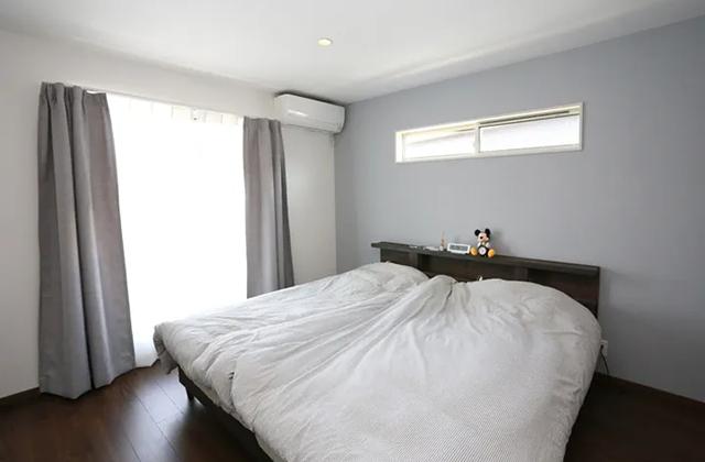 青を基調としたシンプルモダンな外観の生活を楽しくする家 - デイジャストハウス - 施工事例