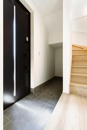 豊富な収納が自慢のスタイリッシュな家 - デイジャストハウス - 施工事例