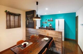 遊び心と住みやすさを兼ね備えた家 - デイジャストハウス - 施工事例