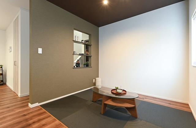 ゆったり広々な空間でスタイリッシュな住まい - デイジャストハウス - 施工事例