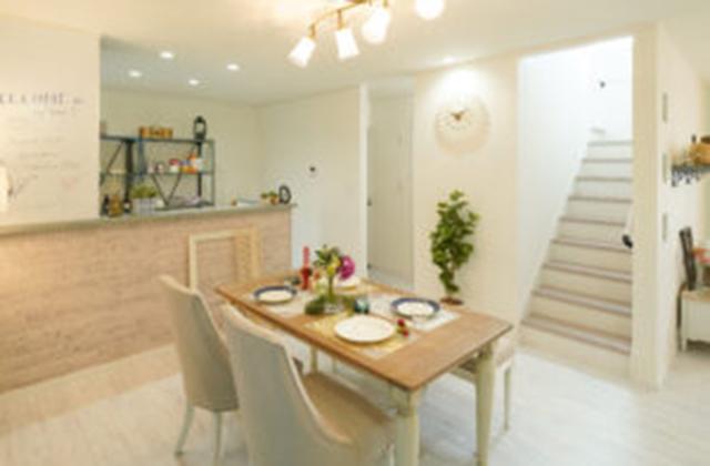 白基調で可愛らしい子育て家族が楽しく暮らす家 - デイジャストハウス - 施工事例