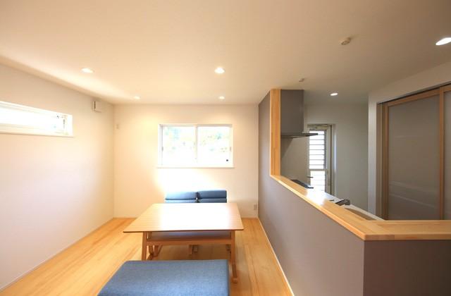 デザインカフェスタジオ - 建築事例 - 1階に和室のある北欧ナチュラルなお家